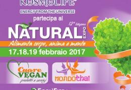Natural EXPO 2017 Forlì – Kosmolife
