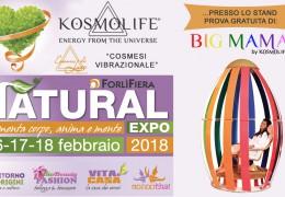 KOSMOLIFE    NATURAL EXPO 2018