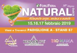 KOSMOLIFE® AL NATURAL EXPO 2019